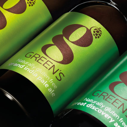 Brand repositioning for gluten free beer