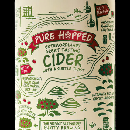 Craft cider with a twist